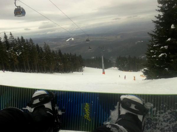 Skiresort Černá hora / Pec pod Sněžkou
